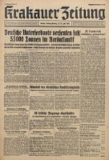 Krakauer Zeitung. Jg. 3, Folge 142 (1941)