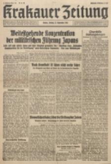 Krakauer Zeitung. Jg. 3, Folge 214 (1941)