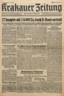 Krakauer Zeitung. Jg. 3, Folge 215 (1941)