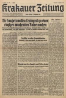 Krakauer Zeitung. Jg. 3, Folge 220 (1941)
