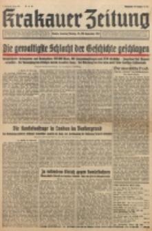 Krakauer Zeitung. Jg. 3, Folge 228 (1941)