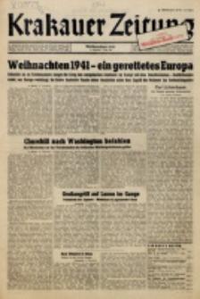 Krakauer Zeitung. Jg. 3, Folge 303 (1941)