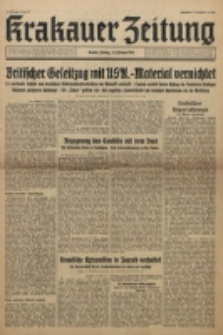 Krakauer Zeitung. Jg. 3, Folge 35 (1941)