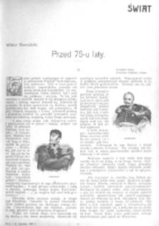 Świat : [pismo tygodniowe ilustrowane poświęcone życiu społecznemu, literaturze i sztuce. R. 1 (1906), nr 4 (27 stycznia)