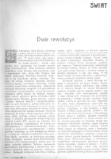 Świat : [pismo tygodniowe ilustrowane poświęcone życiu społecznemu, literaturze i sztuce. R. 1 (1906), nr 6 (10 lutego)