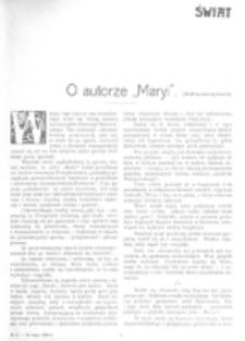 Świat : [pismo tygodniowe ilustrowane poświęcone życiu społecznemu, literaturze i sztuce. R. 1 (1906), nr 21 (26 maja)