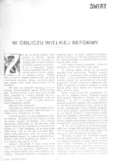 Świat : [pismo tygodniowe ilustrowane poświęcone życiu społecznemu, literaturze i sztuce. R. 1 (1906), nr 24 (16 czerwca)