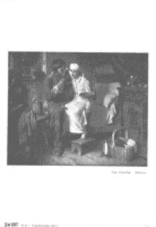 Świat : [pismo tygodniowe ilustrowane poświęcone życiu społecznemu, literaturze i sztuce. R. 1 (1906), nr 41 (13 października)