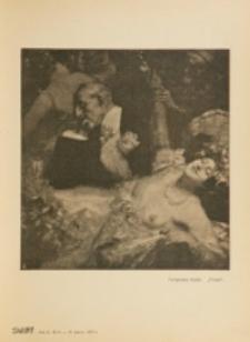 Świat : [pismo tygodniowe ilustrowane poświęcone życiu społecznemu, literaturze i sztuce. R. 2 (1907), nr 11 (16 marca)