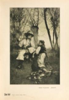 Świat : [pismo tygodniowe ilustrowane poświęcone życiu społecznemu, literaturze i sztuce. R. 2 (1907), nr 19 (11 maja)