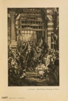 Świat : [pismo tygodniowe ilustrowane poświęcone życiu społecznemu, literaturze i sztuce. R. 2 (1907), nr 20 (18 maja)