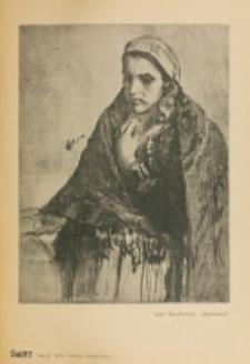 Świat : [pismo tygodniowe ilustrowane poświęcone życiu społecznemu, literaturze i sztuce. R. 2 (1907), nr 24 (15 czerwca)
