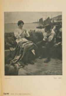 Świat : [pismo tygodniowe ilustrowane poświęcone życiu społecznemu, literaturze i sztuce. R. 2 (1907), nr 25 (22 czerwca)