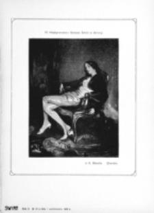 Świat : [pismo tygodniowe ilustrowane poświęcone życiu społecznemu, literaturze i sztuce. R. 2 (1907), nr 40 (5 października)