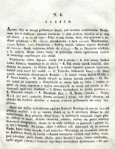 Skarbiec dla Dzieci. Snopek 1, nr 6 (1830)