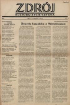 Zdrój : kultura - życie - sztuka. R. 1, nr 2 (15 września 1945)