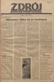 Zdrój : kultura - życie - sztuka. R. 2, nr 13 (1 lipca 1946)