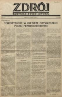 Zdrój : kultura - życie - sztuka. R. 3, nr 2=27 (15 lutego 1947)