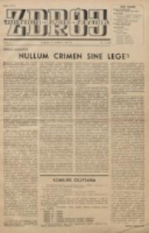 Zdrój : kultura - życie - sztuka. R. 3, nr 4=29 (15 marca 1947)