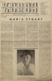 Zdrój : kultura - życie - sztuka. R. 3, nr 6=31 (15/30 kwietnia 1947)