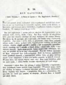 Skarbiec dla Dzieci. Snopek 1, nr 20 (1830)