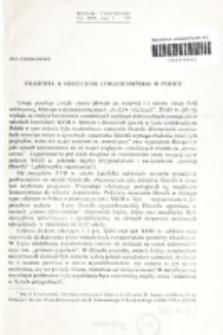 Filozofia a oświecenie chrześcijańskie / Jan Czerkawski.