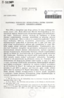 Hannibala Rosselego renesansowa próba odnowy filozofii chrześcijańskiej / Jan Czerkawski.