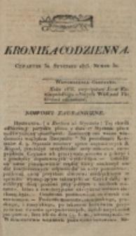 Kronika Codzienna. 1823, nr 30 (30 stycznia)