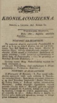 Kronika Codzienna. 1823, nr 32 (1 lutego)