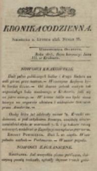 Kronika Codzienna. 1823, nr 33 (2 lutego)