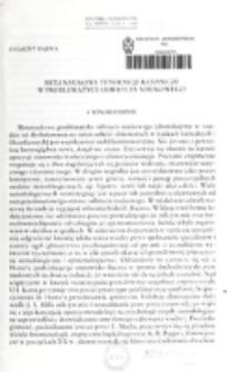 Metanaukowe tendencje badawcze w problematyce odkrycia naukowego / Zygmunt Hajduk.