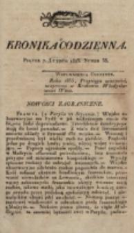 Kronika Codzienna. 1823, nr 58 (7 lutego)