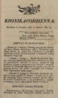 Kronika Codzienna. 1823, nr 39 (8 lutego)