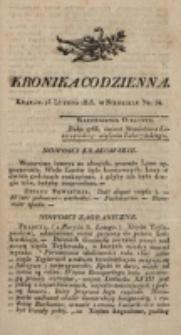 Kronika Codzienna. 1823, nr 54 (23 lutego)