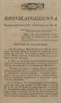 Kronika Codzienna. 1823, nr 55 (24 Lutego)