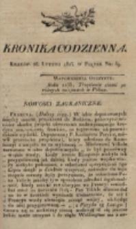 Kronika Codzienna. 1823, nr 59 (28 lutego)