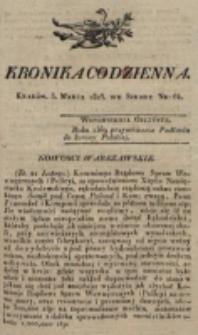 Kronika Codzienna. 1823, nr 64 (5 marca)