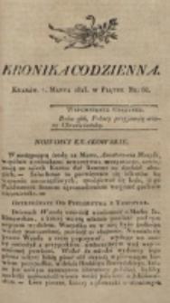 Kronika Codzienna. 1823, nr 66 (7 marca)
