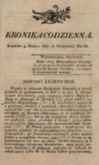 Kronika Codzienna. 1823, nr 68 (9 marca)