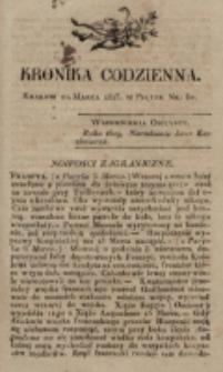 Kronika Codzienna. 1823, nr 80 (21 marca)