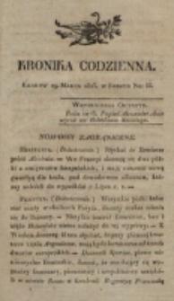 Kronika Codzienna. 1823, nr 88 (29 marca)