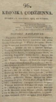 Kronika Codzienna. 1823, nr 96 (8 kwietnia)