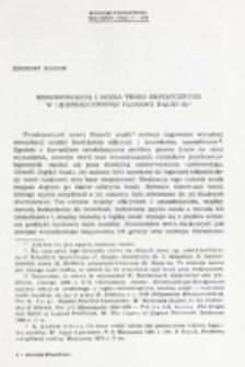 Rekonstrukcja i ocena teorii empirycznych w uhistorycznionej filozofii nauki / Zygmunt Hajduk.