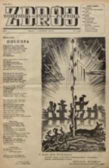 Zdrój : kultura - życie - sztuka. R. 3, nr 5=30 (1/15 kwietnia1947)