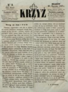 Krzyż. R. 3 (1867), nr 3