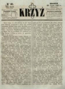 Krzyż. R. 3 (1867), nr 30