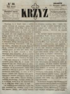 Krzyż. R. 3 (1867), nr 32