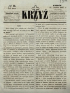 Krzyż. R. 3 (1867), nr 51