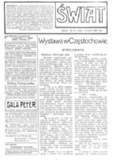 Świat : [pismo tygodniowe ilustrowane poświęcone życiu społecznemu, literaturze i sztuce. R. 4 (1909), nr 32 (7 sierpnia)