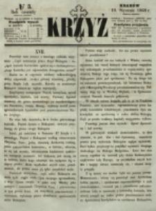 Krzyż. R. 4 (1868), nr 3